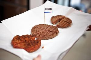 The demand for plant-based meats, including the Impossible Burger by Impossible Foods, continues to grow around the world, with recent reports about a shortage due to high demand.