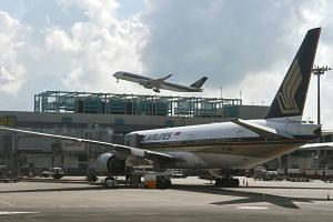 Singapore Airlines currently holds the record for operating the world's longest commercial flight with its Singapore-Newark service.