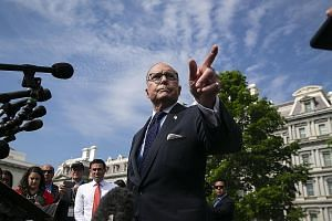 White House economic director Larry Kudlow has conceded that US importers and consumers, not China, will pay the tariffs imposed by Washington on imported goods. But he said China feels the impact, too, in terms of a hit to its own economic growth.