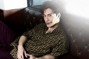 """In an Instagram post, Lawrence Wong quoted from a published interview with entertainment magazine 8 Days, where he detailed his journey from """"the lowest level"""" to becoming the well-known actor he is today."""