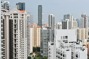 Developers released for sale 444 private homes in April, down 33 per cent from 664 units year on year.