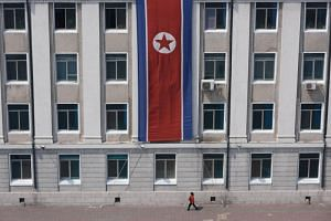 From January to early May this year, North Korea only received 54.4 millimetres of rain or snow, the smallest amount since the same period in 1982.