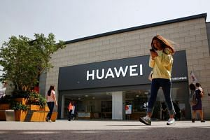 Critics allege Chinese government support has fuelled Huawei's success, but being in the right place at the time has also been a critical factor.