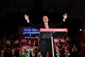 A number of surveys indicated that people are increasingly supportive of Australia's Labor leader Bill Shorten becoming Prime Minister, despite his low approval ratings.