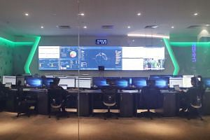 The Maritime Cybersecurity Operations Centre aims to strengthen maritime security through early detection, monitoring, analysis and response to potential cyber attacks.