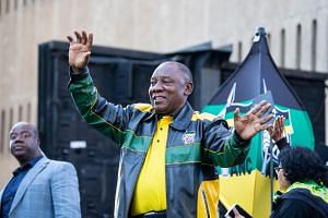 President Cyril Ramaphosa is due to be sworn in for a five-year presidential term, on May 25, 2019.