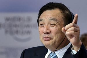 Huawei Technologies' founder and chief executive Ren Zhengfei reiterated that the Chinese telecom equipment maker has not violated any law.