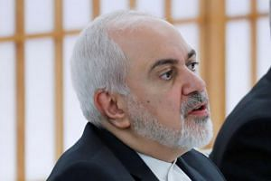 """""""There will be no war because neither do we want a war, nor has anyone the idea or illusion it can confront Iran in the region,"""" said Foreign Minister Mohammad Javad Zarif."""