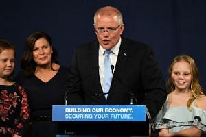 Australian Prime Minister Scott Morrison was voted back into office in his country's recent round of elections, giving hopes to power companies that they will be able to move forward on boosting power and gas supply.