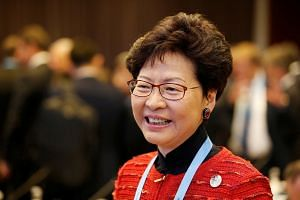 Hong Kong's Chief Executive Carrie Lam said on May 21 that her administration was determined to push through an extradition Bill, despite opposition from both local and international sources.