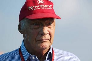 Formula One legend Niki Lauda died peacefully in his sleep on Monday (May 20) surrounded by family, a family spokeswoman said in a statement.