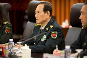 Chinese defence minister Wei Fenghe will deliver a speech on June 2 at the Shangri-La Dialogue in Singapore.