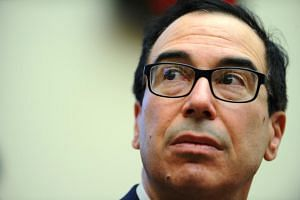 US Treasury Secretary Steven Mnuchin told reporters that US officials were not currently scheduled to go to Beijing for the next round of negotiations.