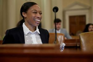 Olympic track and field star Allyson Felix said Nike had offered her a new deal worth 70 per cent less, after she had decided to start a family last year.