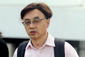 Wang Jianliang, who works at NTU's School of Electrical and Electronic Engineering, had pleaded guilty to committing a rash act and an act of mischief.