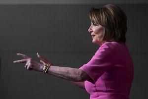 The Democrat's congressional leader Nancy Pelosi said the president himself is