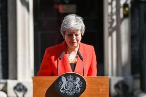 British Prime Minister Theresa May endured crises and humiliation in her effort to find a compromise Brexit deal that parliament could ratify.