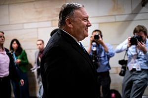 US Secretary of State Mike Pompeo is pushing for the Trump administration to invoke an emergency provision, allowing president Donald Trump to prevent Congress from halting the sale of weapons to Saudi Arabia and the United Arab Emirates.