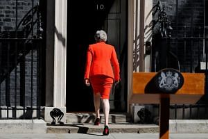 The final weeks before British Prime Minister Theresa May was forced out replayed the mistakes of her premiership at great speed.