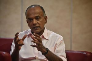 Law and Home Affairs Minister K. Shanmugam said countries were seeking to legalise and decriminalise cannabis use and to treat the issue as a health problem.