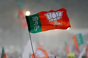 An official at the Bharatiya Janata Party headquarters in Uttar Pradesh was unable to immediately provide any information.