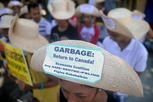 The diplomatic spat between the Philippines and Canada has deteriorated in recent weeks despite Canada's offer to take back the 69 shipping containers of garbage which has been rotting for up to six years in two Philippine ports.