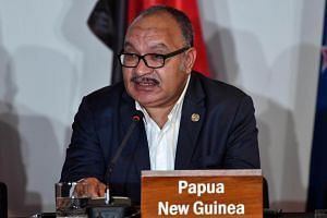Papua New Guinea's Prime Minister Peter O'Neill had resisted calls to resign for weeks but stepped down on Sunday (May 26).