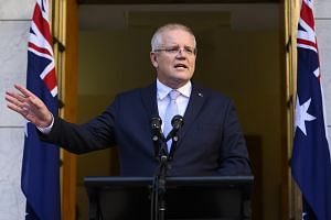 "Australian Prime Minister Scott Morrison had previously declared that the region of Pacific countries which includes the Solomon Islands was ""our patch""."