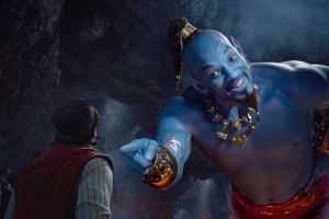 Aladdin has outperformed Disney's pre-opening domestic projections, which were in the US$75 million to US$85 million range, taking in US$86.1 million in its first three days.
