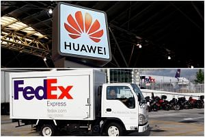Huawei declined to elaborate on why it thought the packages were diverted.
