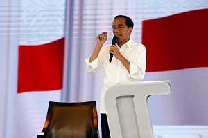 Indonesian President Joko Widodo is set to lead a strong government with greater support from the House of Representatives.