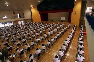 The Ministry of Education had announced in September last year that mid-year examinations for Primary 3 and 5 as well as Secondary 1 and 3 students will be removed by 2021.