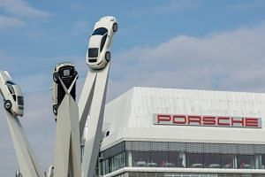 """The investigators suspect that """"an official from the Stuttgart business audit office revealed confidential information to a tax advisor of Porsche AG and accepted benefits in exchange""""."""