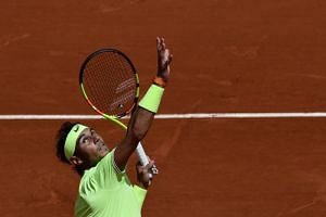 Spanish star Rafael Nadal beat German qualifier Yannick Maden 6-1, 6-2, 6-4 to progress to the next round of the French open.