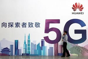 The Netherlands' leading wireless carrier last month chose Huawei to provide equipment for its next-generation 5G wireless network.