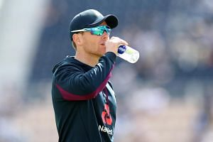 England captain Eoin Morgan has urged his side to enjoy the pressure and expectation that comes with opening the World Cup at home.
