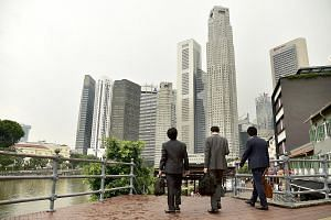 According to a Refinitiv report, over the next year, companies in Singapore plan to spend on average 46 per cent more to detect and prevent financial crime, compared with 51 per cent globally.