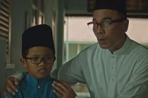 The six-minute film, titled Kinship, about two orphaned brothers, was shared on PUB's Facebook page and YouTube channel.