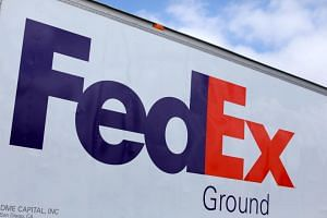 Xinhua, without elaborating, said FedEx recently did not deliver to the right addressees and addresses in China.