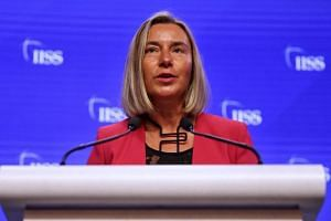 Federica Mogherini made the comments days after European Parliament elections showed Brexit had upended Britain's established political order.