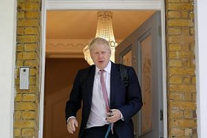 Britain's former foreign secretary Boris Johnson, a leading Brexiter, wants to succeed Mrs Theresa May as head of the Conservative Party and become the country's next prime minister.