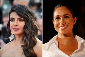 Actress Priyanka Chopra (left) defended Meghan Markle, vouching that the former Suits actress is still the same woman who is passionately championing her causes.