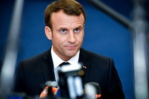 French President Emmanuel Macron was among those EU leaders opposed to granting Britain a long extension of its date for divorce when it was moved from March until the end of October.
