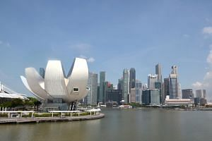 Singapore's economy saw growth of 1.2 per cent in the first quarter this year - the lowest growth rate in almost 10 years.