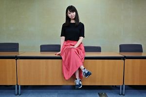 The #KuToo campaign was launched by actress and freelance writer Yumi Ishikawa and quickly won support from nearly 19,000 people online.