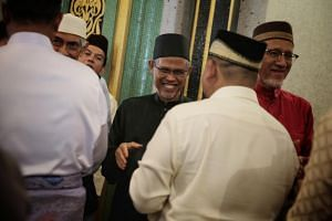 """Minister-in-charge of Muslim Affairs Masagos Zulkifli said Ramadan encourages empathy for the needy and added that he hopes this would """"translate into acts of charity and acts of spreading mercy to everybody."""""""