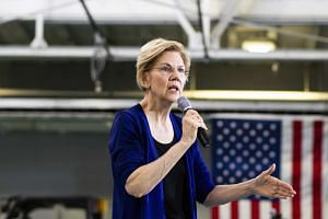 "The manufacturing program is the first in a new series of ""economic patriotism"" proposals Democratic US presidential hopeful Elizabeth Warren is unveiling intended to create American jobs and help US industry."