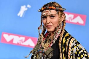 While Madonna raised the red card over former Hollywood mogul Harvey Weinstein's alleged advances, the singer said she was not revenge-minded.
