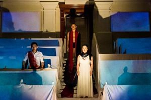 Oreste By Ifigenia, a restaging of Handel's opera Oreste by Singaporean theatre-maker Tan Shou Chen and music director Ng Tian Hui, was sold out.