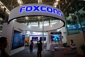 Foxconn manufactures most of its devices in China, many of which then find their way to American consumers.